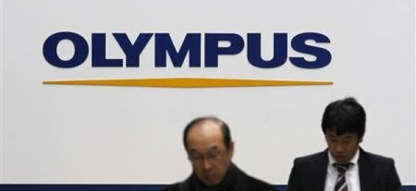 Legal action urged in damning report on Olympus