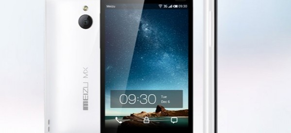 Dual-core Meizu MX fully unveiled