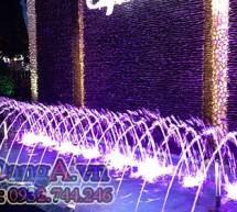 Đài phun nước cho sân vườn, trung tâm thương mại, nhà hàng các thể loại