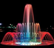 Thiết kế, thi công hồ phun nước đẹp và ấn tượng tại thành phố Hồ Chí Minh