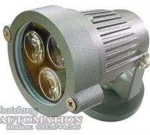 Đèn LED âm dưới nước 3 LED 3W chiếu sáng đài phun nước