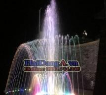 Hình ảnh và video hệ thống đài phun nước tại khách sạn Melody Đà Lạt