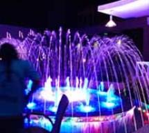 Thiết kế, thi công đài phun nước, nhạc nước nghệ thuật tại Bà Rịa Vũng Tàu