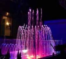 Công trình đài phun nước (P2)