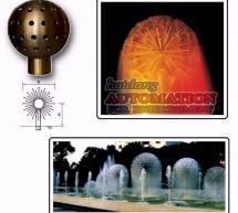 Vòi phun tạo hình quả cầu nước HDN-B
