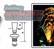 Thiết kế đài phun nước, bán vật tư phun nước như van co đầu phun đèn led giá rẻ