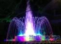 Hình ảnh các đài phun nước nghệ thuật hồ hình tròn do Hải Đăng thiết kế và thi công