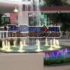Đài phun nước quán Cafe do Hải Đăng thiết kế và thi công