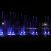 Video Clip Đài phun nước nghệ thuật, nhạc nước bắn đuổi sinh động