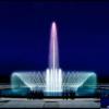 Video clip mẫu đài phun nước hồ nước hình tròn