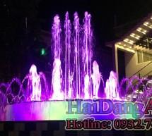 Đài phun nước nghệ thuật, nhạc nước tại Phụng Hoàng – An Giang (phần 6 – Cuối)