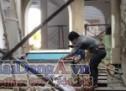 Chùm ảnh thi công lắp đặt đài phun nước tại Pleicu Gia Lai