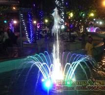 Công trình đài phun nước tại Bạc Liêu (Phần 1)