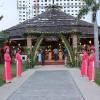 Hình ảnh trung tâm tiệc cưới tại KDL Văn Thánh, TPHCM