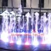 Các sân phun nước, hệ thống vòi phun nước hình tròn