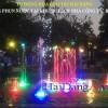 Hình ảnh đài phun nước tại nhà Công Tử Bạc Liêu