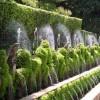 Đài phun nước nghệ thuật cho Villa