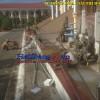 Đài phun nước BCH quân sự tỉnh Sóc Trăng