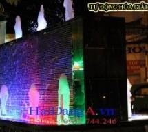 Đài phun nước khách sạn Liberty – Quận 7, TPHCM