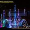 Hệ thống nhạc nước tại trung tâm giải trí Hải Ngân tỉnh Bình Phước