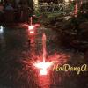 Đài phun nước nghệ thuật quán cafe Miền Đồng Thảo