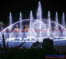 Nhạc nước The Grand Hồ Tràm Bà Rịa Vũng Tàu