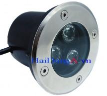 Đèn LED âm dưới nước 3W