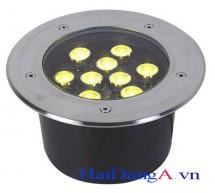 Đèn LED âm sàn đất hoặc bê tông HDUG-9W