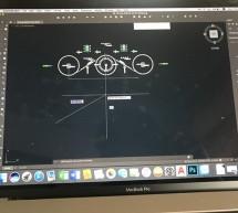 Nút F8 trong CAD (AutoCAD) trong Mac (Macbook)
