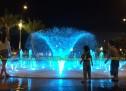 Hệ thống nhạc nước âm sàn kết hợp sân chơi trẻ em Phú Cường Land