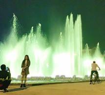 Nhạc nước âm sàn quảng trường thành phố Hà Tĩnh