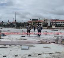 Thi công lắp đặt đài phun nước – nhạc nước