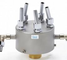 Đầu vòi phun nước xoay tròn tự động 5 – 30 E & 15 E Rotating Nozzle Oase