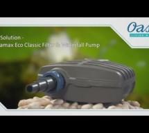 Video giới thiệu máy lọc nước cho hồ cá, hồ bơi, lọc rác, lọc thủy sinh, lọc chất bẩn cho hồ nước