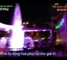 Video đài phun nước quán cafe ở Quy Nhơn Bình Định