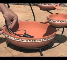 Hướng dẫn thiết kế, lắp đặt đài phun nước nhiều tầng