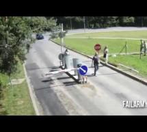 """Video những pha tai nạn """"khủng khiếp"""""""