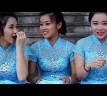Ba cô gái hát Tình Yêu màu nắng rất vui nhộn được đăng tải trên Youtube