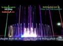 Cho thuê hệ thống hồ phun nước, hệ thống đài phun nước, nhạc nước nghệ thuật