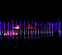 Video đài phun nước nghệ thuật tại thành phố Vigan