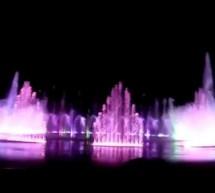Các đài phun nước lớn đẹp nhất thế giới
