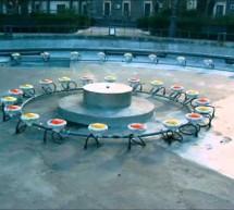 Làm cách nào để tạo được hệ thống nhạc nước, đài phun nước?