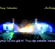 Video nhạc nước Vinpearl Land Phú Quốc – Dòng máu lạc hồng
