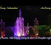 Nhạc nước mini công ty Vĩnh Tân Bình Thuận