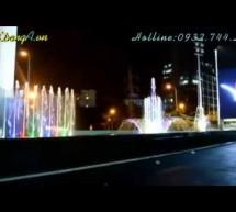 Video đài phun nước tại Thiên Sơn Plaza