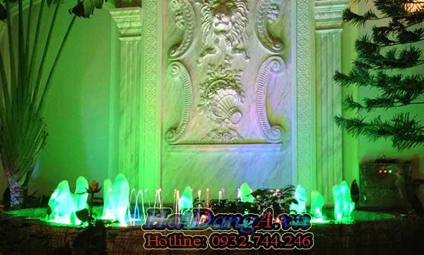Hải Đăng là đơn vị chuyên nghiệp trong thiết kế, thi công lắp đặt đài phun nước nghệ thuật, nhạc nước