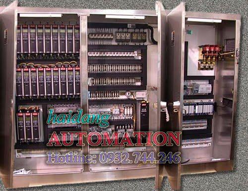 Tủ điều khiển hệ thống nhạc nước