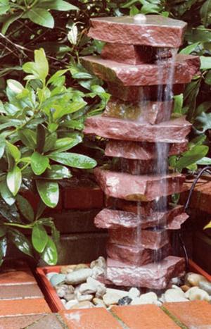 Đài phun nước nghệ thuật bằng đá
