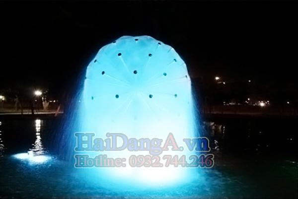 Quả Cầu phun nước tại AROMA---BINH-DUONG_3