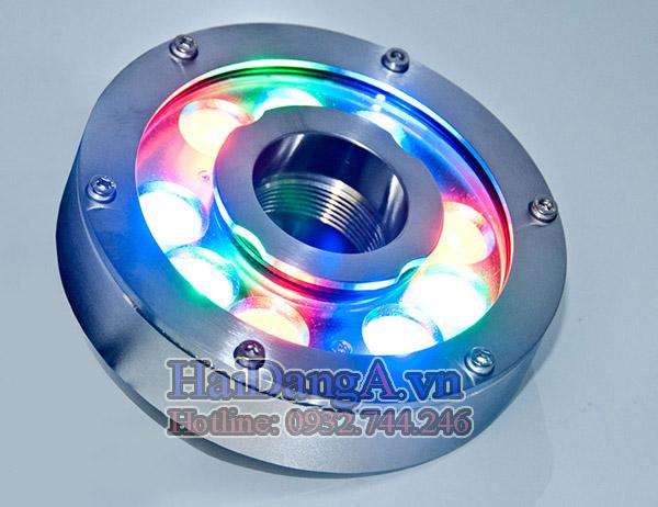 Đèn LED âm dưới nước loại đổi màu 1 in 1